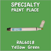 RAL 6018 Yellow Green Pen
