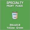 RAL 6018 Yellow Green Pint Can