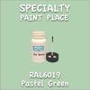 RAL 6019 Pastel Green 2oz Bottle with Brush