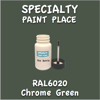 RAL 6020 Chrome Green 2oz Bottle with Brush