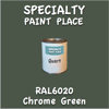 RAL 6020 Chrome Green Quart Can