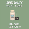RAL 6021 Pale Green 2oz Bottle with Brush