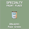 RAL 6021 Pale Green Pint Can