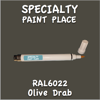 RAL 6022 Olive Drab Pen