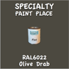 RAL 6022 Olive Drab Pint Can