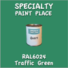 RAL 6024 Traffic Green Quart Can
