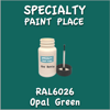 RAL 6026 Opal Green 2oz Bottle with Brush