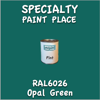 RAL 6026 Opal Green Pint Can