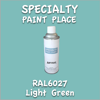 RAL 6027 Light Green 16oz Aerosol Can