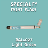 RAL 6027 Light Green Pen