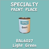 RAL 6027 Light Green Quart Can