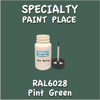 RAL 6028 Pine Green 2oz Bottle with Brush
