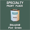 RAL 6028 Pine Green Gallon Can