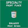RAL 6029 Mint Green Pint Can
