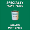 RAL 6029 Mint Green Quart Can