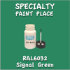 RAL 6032 Signal Green 2oz Bottle with Brush