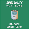 RAL 6032 Signal Green Quart Can