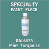 RAL 6033 Mint Turquoise 16oz Aerosol Can