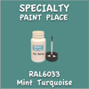 RAL 6033 Mint Turquoise 2oz Bottle with Brush