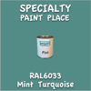 RAL 6033 Mint Turquoise Pint Can