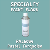 RAL 6034 Pastel Turquoise 16oz Aerosol Can