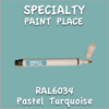 RAL 6034 Pastel Turquoise Pen