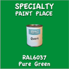 RAL 6037 Pure Green Quart Can