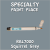 RAL 7000 Squirrel Grey Pen