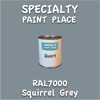 RAL 7000 Squirrel Grey Quart Can