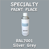 RAL 7001 Silver Grey 16oz Aerosol Can