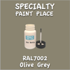 RAL 7002 Olive Grey 2oz Bottle with Brush