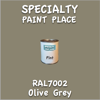 RAL 7002 Olive Grey Pint Can
