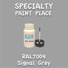 RAL 7004 Signal Grey 2oz Bottle with Brush