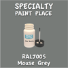 RAL 7005 Mouse Grey 2oz Bottle with Brush