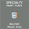RAL 7005 Mouse Grey Pint Can