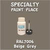 RAL 7006 Beige Grey 2oz Bottle with Brush