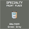 RAL 7009 Green Grey Pint Can