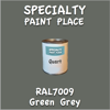 RAL 7009 Green Grey Quart Can
