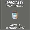 RAL 7010 Tarpaulin Grey Pint Can