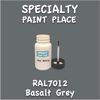 RAL 7012 Basalt Grey 2oz Bottle with Brush