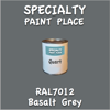 RAL 7012 Basalt Grey Quart Can