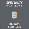 RAL 7015 Slate Grey Pint Can