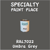 RAL 7022 Umbra Grey Pint Can