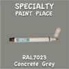 RAL 7023 Concrete Grey Pen