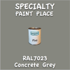 RAL 7023 Concrete Grey Pint Can