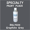 RAL 7024 Graphite 16oz Aerosol Can