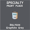 RAL 7024 Graphite Pint Can