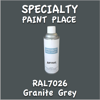 RAL 7026 Granite Grey 16oz Aerosol Can