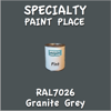 RAL 7026 Granite Grey Pint Can