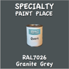 RAL 7026 Granite Grey Quart Can